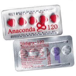 Viagra Générique Anaconda Sexestreme 120mg