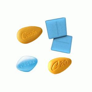 Viagra + Cialis Expert Pack